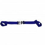 KEMP USA TWO PIECE SPINE BOARD STRAP - ROYAL BLUE