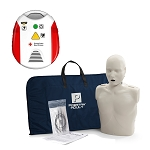 Starter Instructor Package #2: Prestan Manikin + Red Cross AED Trainer