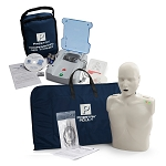 Starter Instructor Package #5: Prestan Manikin with CPR Monitor + Prestan AED Trainer