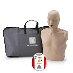 Starter Instructor Package #3: Prestan Manikin with CPR Monitor + American Red Cross AED Trainer