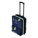 KEMP USA PREMIUM BLUE ULTIMATE SUITCASE - NAVY