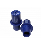 Kemp Royal Blue Training Valve (Box of 10)