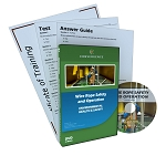 Convergence Training DVD: Wire Rope Safety and Operation