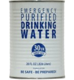Water, 30+ Years Shelf Life - 1 Pallet