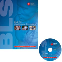 BLS Healthcare Provider Instructors Manual (English or Spanish)
