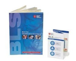 BLS for Healthcare Providers Student Manual (English or Spanish)