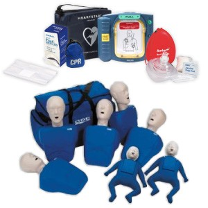 Instructor Pack (with CPR Prompt or Prestan Manikins)