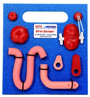 Otto Ostomy Stoma Package - Standard