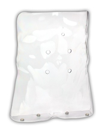 Clear Torso Shell for use with Otto Ostomy™