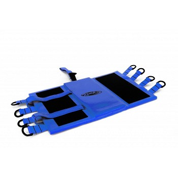 KEMP USA ROYAL BLUE HEAD IMMOBILIZER BASE