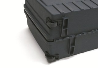 Carrying case wheels (set of 2)