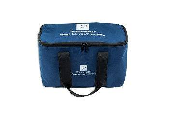 Blue Carry Bag For The Prestan® AED Ultra Trainer™ 4-Pack