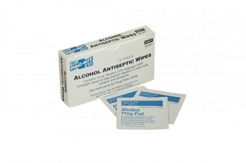 Alcohol Cleansing Pad  - 10 per Single Unit Box