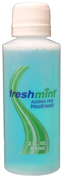 2 oz. Alcohol Free Mouthwash - Case of 96