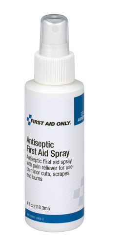 Antiseptic Spray, 4 oz. Pump