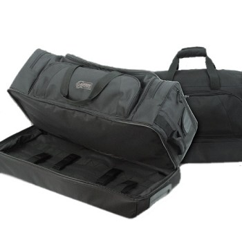 ZIPPER BOTTOM RIFLE CASE-Black