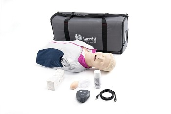 Resusci Anne QCPR  Torso - Rechargeable