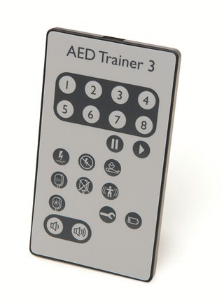 AEDT3 Remote Control
