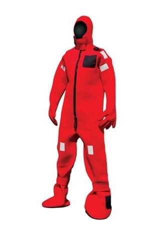 Mustang Cold Water Immersion Suit, Univ