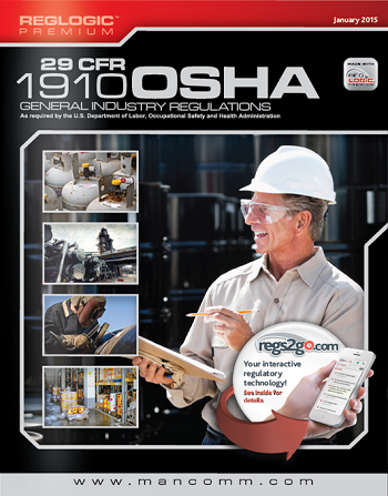 OSHA General Industry Standards and Regulations (20 CFR 1910)