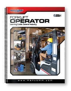 General Industry Forklift Operator - Trainee Learning Guides