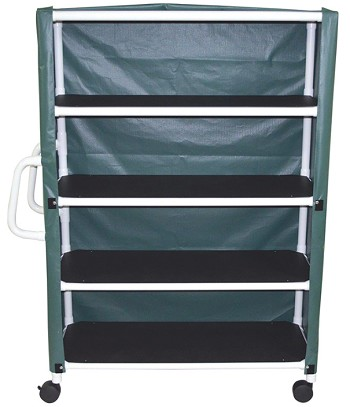Jumbo Four Shelf Cart