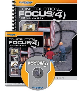 OSHA Focus Four - Instructor Guide w/CD