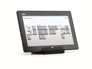 Tablet-PC, Instructor Patient Monitor