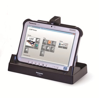 Rugged-Tablet, Instructor Patient Monitor