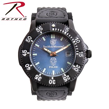 Smith & Wesson® Police Watch