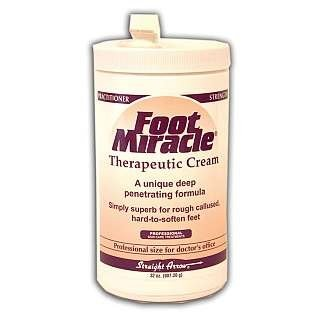 Foot Miracle Therapeutic Foot Cream - 32 oz