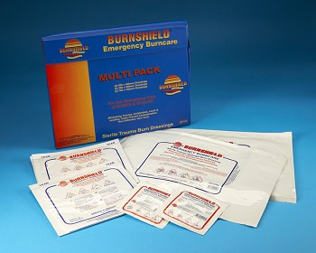 Easy Care Burn Kit in Plastic Box