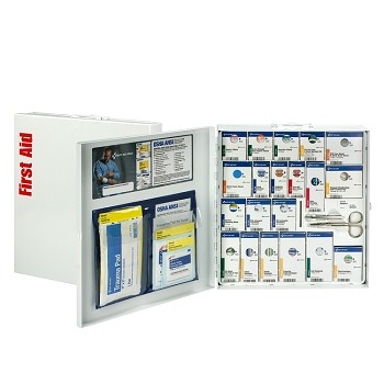 Large Metal SmartCompliance Cabinet, ANSI A+ with Meds