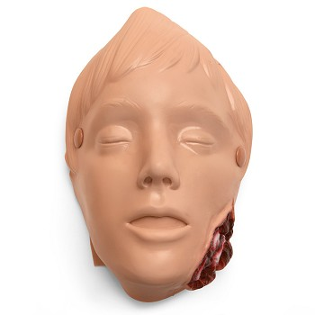Jaw Wound (Manikin Use Only)
