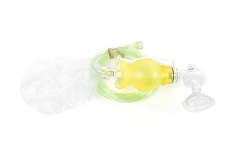 The Bag II Laerdal Disposable Resuscitator, Infant Mask