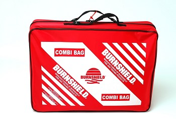 Combi Trauma Burn Kit in Nylon Case