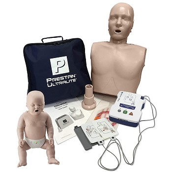 Prestan Single Ultralite + Infant with Monitor + Ultratrainer