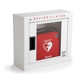 Alarmed Defibrillator Cabinet Basic 989803136531 Made