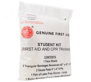 Genuine Student CPR & Training kit case of 100