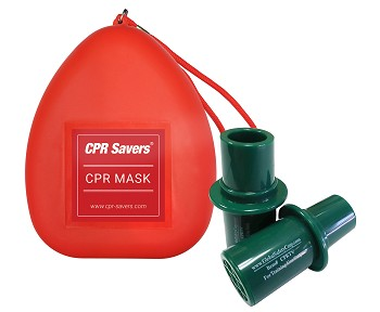 CPR Savers Manikin Bonus Items