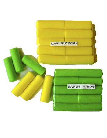 Reusable Foam Plug Replacement (30/pack)