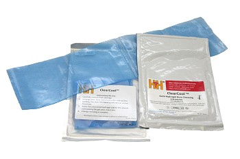 ClearCool Hydrogel Burn Dressing