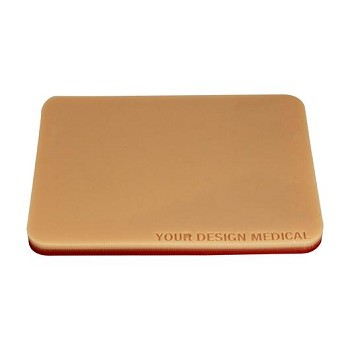 "Large Durable 3-Layer Suture Pad with Powermesh for Extra Durability (7"" x 5"")"
