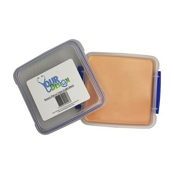 Extra Deep 4-Layer Suture Pad with Case