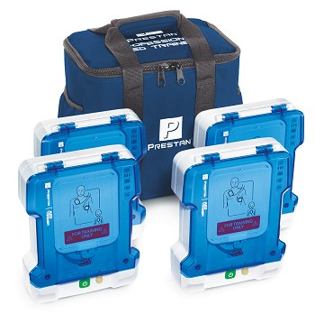Prestan Professional AED Trainer PLUS-4PACK