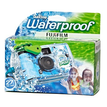 Fujifilm Waterproof Quick Snap Camera