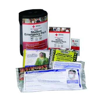 Basic Student Emergency Pack (WSL) - with Face Mask