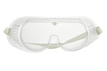 Perforated Safety Goggles