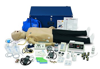 Deluxe Plus CRiSis Auscultation Manikin With Advanced Airway Management