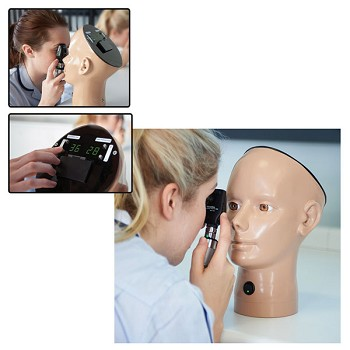 Digital Eye Examination/Retinopathy Trainer - Light